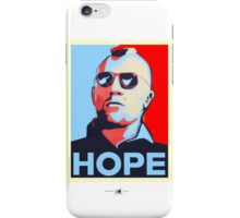 Travis Bickle: Hope iPhone Case/Skin