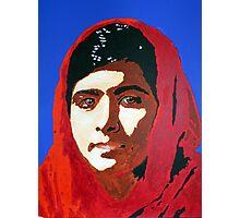 Malala Yousafzai Photographic Print