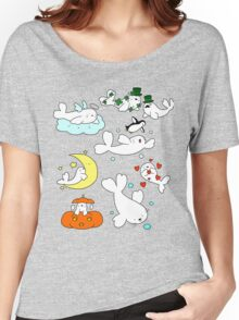 Baby Harp Seals! Women's Relaxed Fit T-Shirt