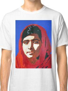 Malala Yousafzai Classic T-Shirt
