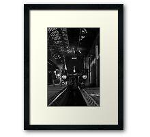 Resting Giant Framed Print