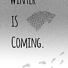 Winter Is Coming by LocalLens
