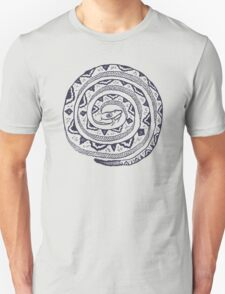 Coiled snake tee T-Shirt