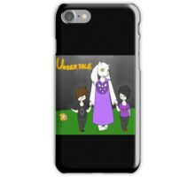 Dan and Phil undertale  iPhone Case/Skin