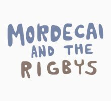 Mordecai and the Rigbys – Regular Show by movieshirt4you