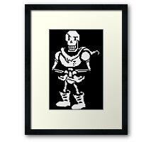 THE GREAT PAPYRUS Framed Print