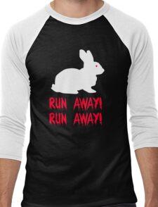 Monty Python - The Holy Grail - Killer Bunny Rabbit Men's Baseball ¾ T-Shirt