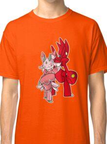 Scizor and Lurantis Classic T-Shirt
