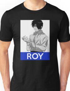 Roy Mustang Anime Manga Shirt Unisex T-Shirt