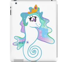 Princess Sealestia, Ruler of Aquastria iPad Case/Skin