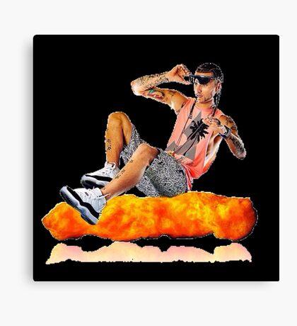 Riff Raff Canvas Print