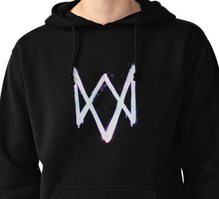 "DedSec - ""The Watch Dogs"" Pullover Hoodie"