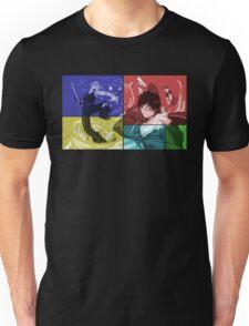Edward Elric Roy Mustang Anime Manga Shirt Unisex T-Shirt