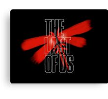 The Last of Us - Firefly Graffitti Canvas Print