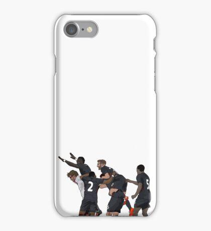 Klopp and Team Celebration iPhone Case/Skin