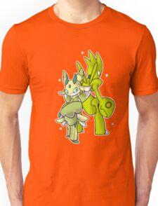 Shiny Scizor and Lurantis Unisex T-Shirt
