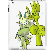 Shiny Scizor and Lurantis iPad Case/Skin