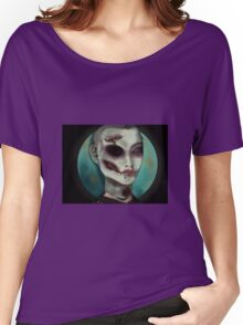 Zombie warrior Women's Relaxed Fit T-Shirt
