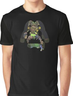 Overwatch Lucio Graphic T-Shirt