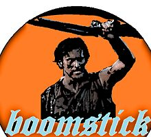 boomstick by cyrillus