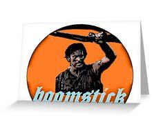 boomstick Greeting Card
