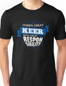 KEER-The-Awesome Unisex T-Shirt