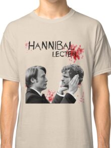 Hannibal Lecter Bloody [To be, or not to be] Classic T-Shirt