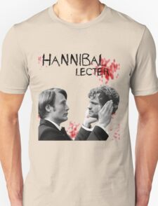 Hannibal Lecter Bloody [To be, or not to be] T-Shirt