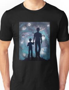 Father Son Space Travel Unisex T-Shirt