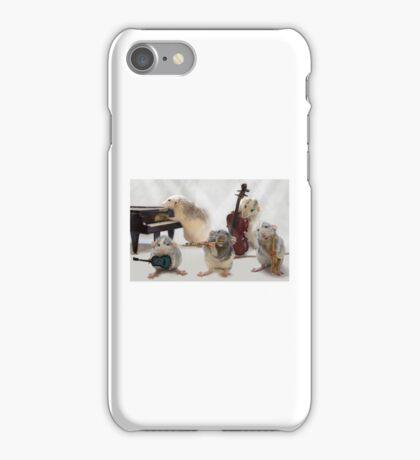 The Quintet iPhone Case/Skin