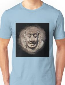 Buddha Face from Cambodia Unisex T-Shirt