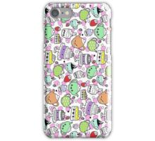 Crazy Tea Party iPhone Case/Skin