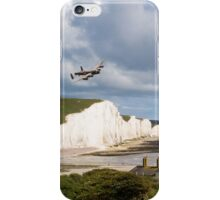 Nine Sisters - Lancasters over the south coast iPhone Case/Skin