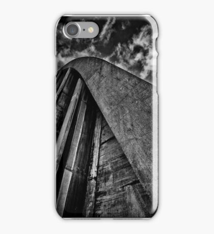 DOCKLAND MONUMENT iPhone Case/Skin