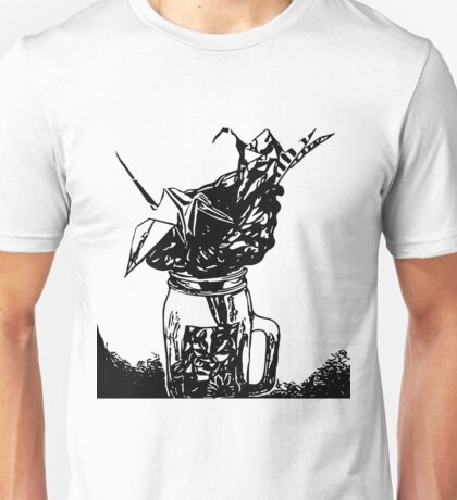 Origami Glass Toys Unisex T-Shirt