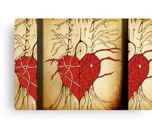 Tree-of-My-Heart Canvas Print
