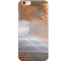 Down The Avenue - Mount Wilson NSW - The HDR Experience iPhone Case/Skin