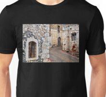 Old Cretan village Unisex T-Shirt