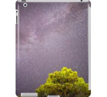 Milky Way in a remote place iPad Case/Skin