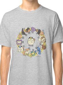 Pkmn Zodiac Classic T-Shirt