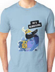 Blootiful Bloo Unisex T-Shirt