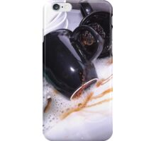 The disarray of Washing Up   iPhone Case/Skin