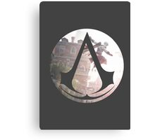 ASSASIN Canvas Print
