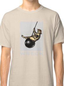 trump...the wrecking ball Classic T-Shirt