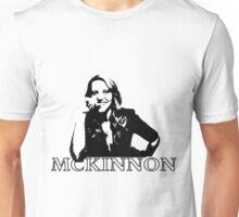 Kate McKinnon Black and White Unisex T-Shirt
