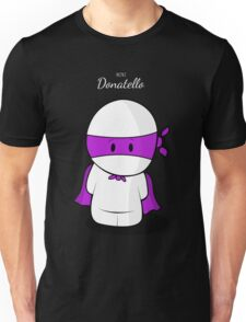 Donatello MINI SUPERHERO  Unisex T-Shirt