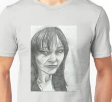 Old and Tired Self Portrait Unisex T-Shirt