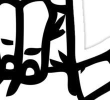 I love you - ASL Sticker