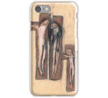 New Crucifixions 05 iPhone Case/Skin