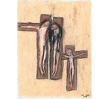 New Crucifixions 05 Photographic Print
